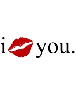 I  :*  y o u.
