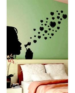 Сапунените мехурчета на любовта