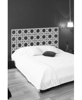 Плетен десен за легло