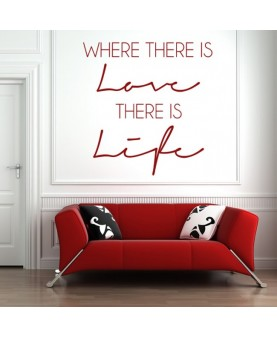 Where there is love...