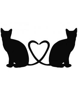 Влюбени котки