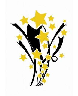 Звезди и панделки