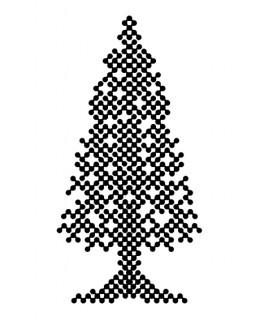 Празнична елха Клъстери