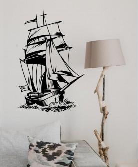 Корабче на вода