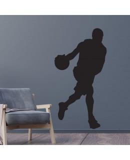 Баскетболист в дрибъл
