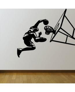 Забивка в баскетболен кош