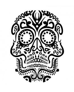 Череп Caveira Mexicana