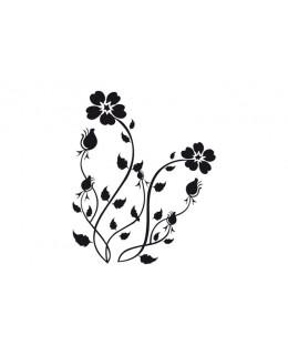 Цветен храст