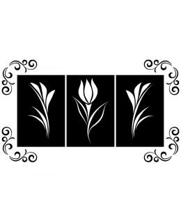 Флора 3 с орнаментика