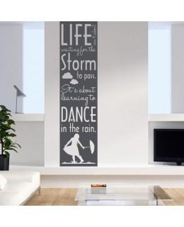 Танц под дъжда
