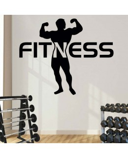 Надпис Fitness