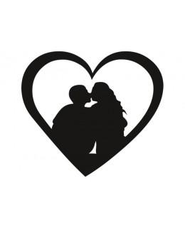 Целувка-сърце