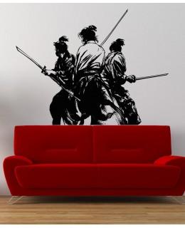 Самураи в битка