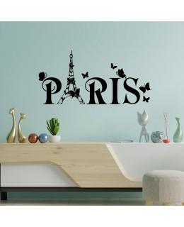 Париж и Айфеловата кула