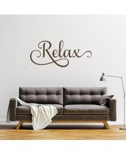 Надпис Relax