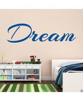 Надпис Dream