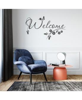 Надпис Welcome