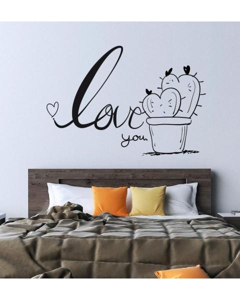 Сърцевидни кактуси Love You