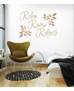 Relax ... Refresh