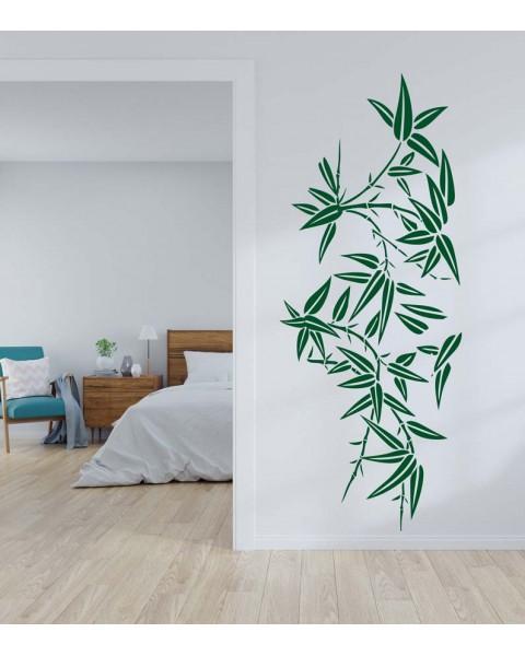 Листа от бамбук