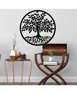 Дърво с корени