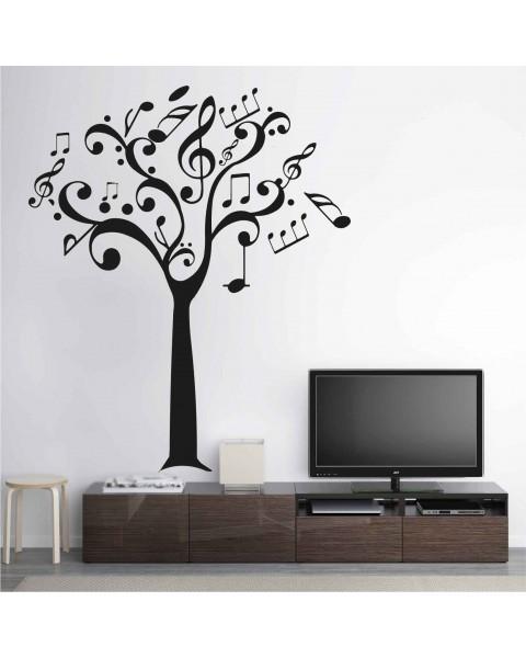 Музикално дърво
