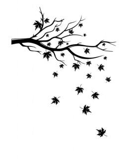 Падащи листа