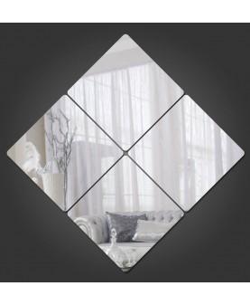 Огледални плочки със заоблени ръбове