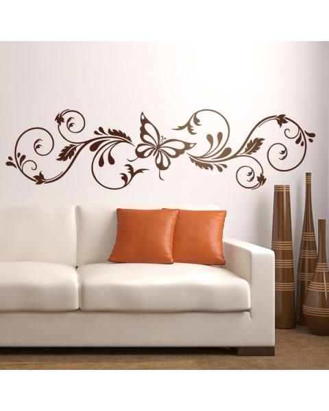 Орнамент с пеперуда 4