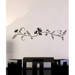 Орнамент с цвете 5