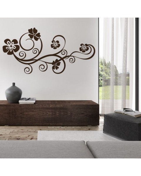 Орнамент с цветя