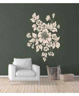Орнамент с цвете
