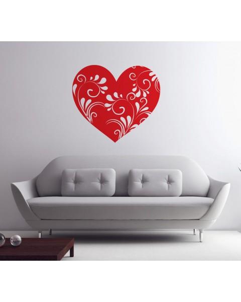 Орнамент със сърце