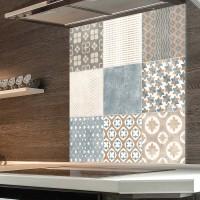 Агуеда - Алуминиев протектор за кухня