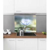 Бял лотос - Алуминиев протектор за кухня