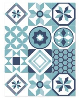 Стикери за плочки - Скандинавски дизайн