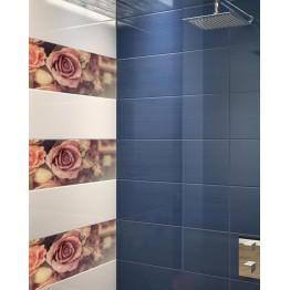 Кадифени рози - деко стикери за плочки