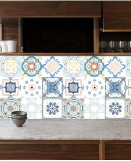 Марокански пастел