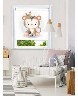 Маймунка индианче - Ролетна щора