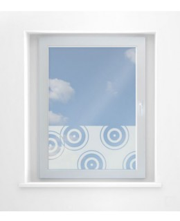 Вплетени кръгове за прозорци