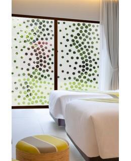 Класически кръгове-frost завеса