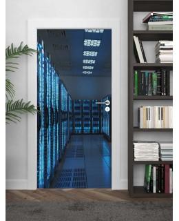 The Matrix - фототапет за врата
