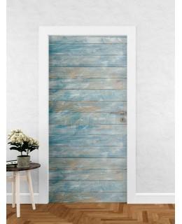 Морски дъски - стикер за врата