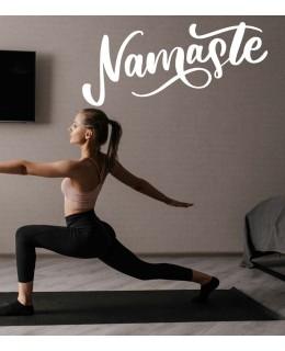 Надпис Namaste