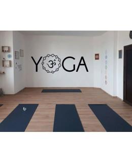 Надпис Йога